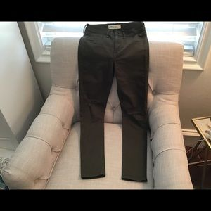 Gap Essy Legging Olive Green